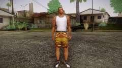 Camo Shorts Pants