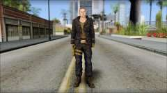 Jake Muller from Resident Evil 6 v2 for GTA San Andreas