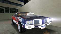 Oldsmobile 442 1970 v2.0 for GTA Vice City