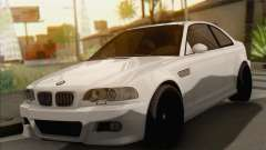 BMW M3 E46 Black Edition for GTA San Andreas
