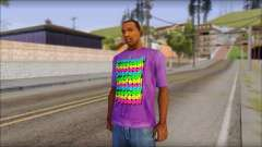 Dropdead T-Shirt for GTA San Andreas
