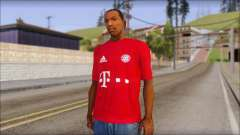 Bayern Munich 2013 T-Shirt for GTA San Andreas