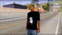 Sepultura Logo T-Shirt for GTA San Andreas