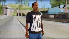 Chocolate T-Shirt for GTA San Andreas