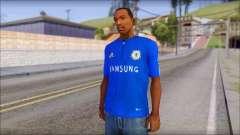 Chelsea F.C Drogba 11 T-Shirt for GTA San Andreas