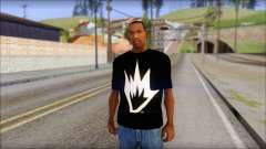 Afends T-Shirt for GTA San Andreas
