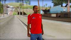 Chile T-Shirt for GTA San Andreas