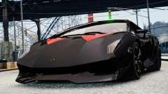 Lamborghini Sesto Element 2011