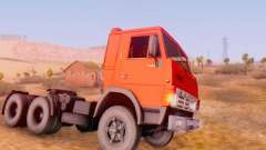KamAZ 54112 IVF for GTA San Andreas