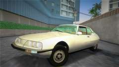Citroen SM 1972 for GTA Vice City