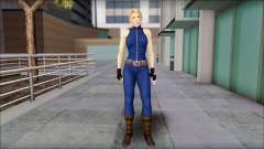 Sarah from Dead or Alive 5 v2 for GTA San Andreas