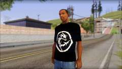 E Logo T-Shirt for GTA San Andreas