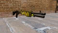 Ружьё Franchi SPAS-12 Woodland for GTA 4