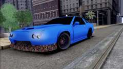 Buffalo Drift Style for GTA San Andreas