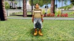 CJ Dwarf v2 for GTA San Andreas