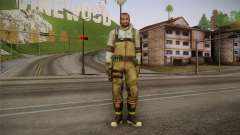 Shona from Resident Evil Operation Raccoon City for GTA San Andreas