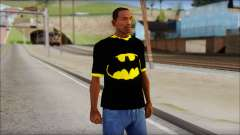 Batman T-Shirt for GTA San Andreas