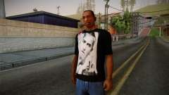 Eminem Fuck Off T-Shirt for GTA San Andreas