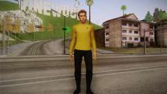 James T. Kirk From Star Trek