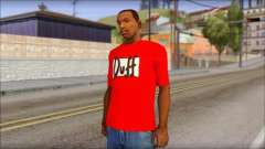 Duff T-Shirt for GTA San Andreas
