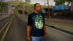 HULK T-Shirt for GTA San Andreas