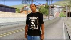 Chris Jericho Jerichohol T-Shirt for GTA San Andreas