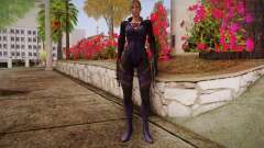 Jill Valentine from Resident Evil for GTA San Andreas