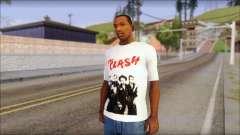 The Clash T-Shirt for GTA San Andreas