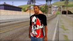 Blind Shirt for GTA San Andreas