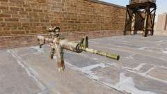Automatic carbine MA Doll Camo