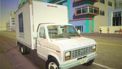 Ford E-350 1988 Cube Truck for GTA Vice City