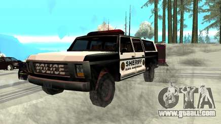 New Police Ranger for GTA San Andreas
