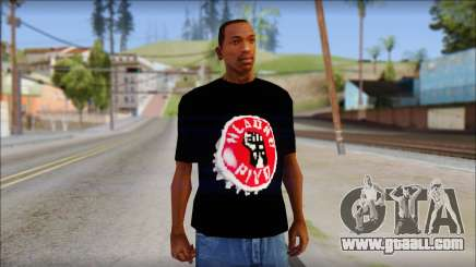 Hladno Pivo T-Shirt for GTA San Andreas
