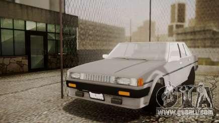 Toyota Cressida 1987 for GTA San Andreas