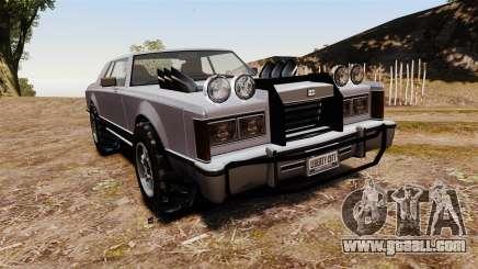 Dundreary Virgo Cliffrider for GTA 4