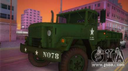 AM General M35A2 1986 for GTA Vice City