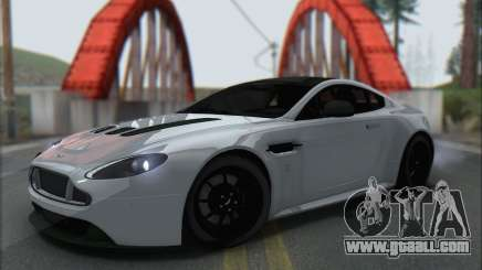 Aston Martin V12 Vantage S 2013 for GTA San Andreas