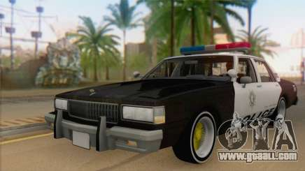 Chevrolet Caprice 1987 for GTA San Andreas
