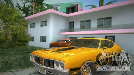 Oldsmobile 442 1970 for GTA Vice City
