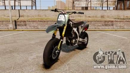 Yamaha YZF-450 v1.7 for GTA 4