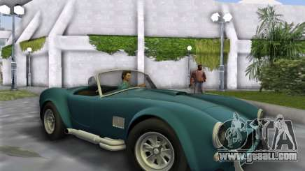 Shelby Cobra for GTA Vice City