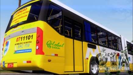 Прицеп Neobus Mega BHNS Volvo B12-340M for GTA San Andreas