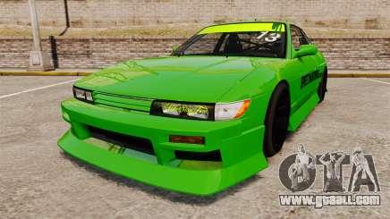 Nissan Silvia S13 for GTA 4