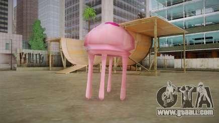 Medusa (Spongebob) for GTA San Andreas