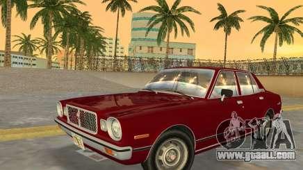 Toyota Cressida RX30 1977 for GTA Vice City