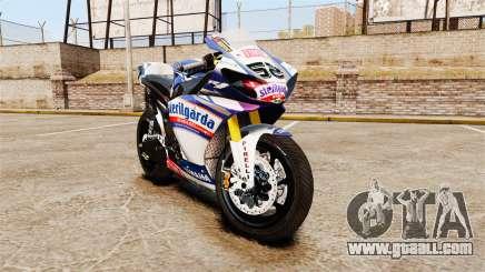 Yamaha YZF-R1 PJ2 for GTA 4
