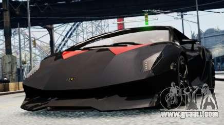 Lamborghini Sesto Element 2011 for GTA 4