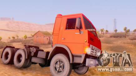 KamAZ 54112 IVF for GTA San Andreas