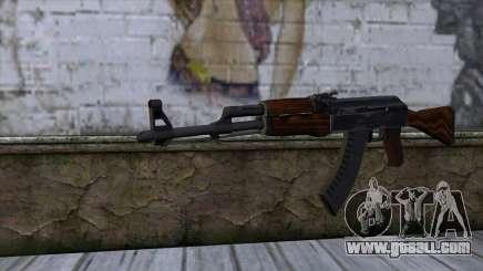 AK47 from CS:GO v2 for GTA San Andreas