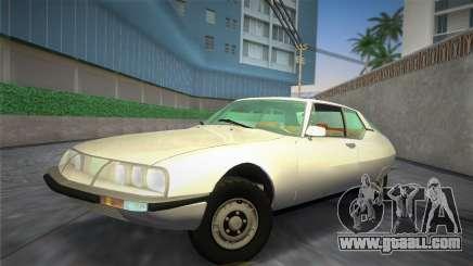 Citroen SM 1972 for GTA Vice City